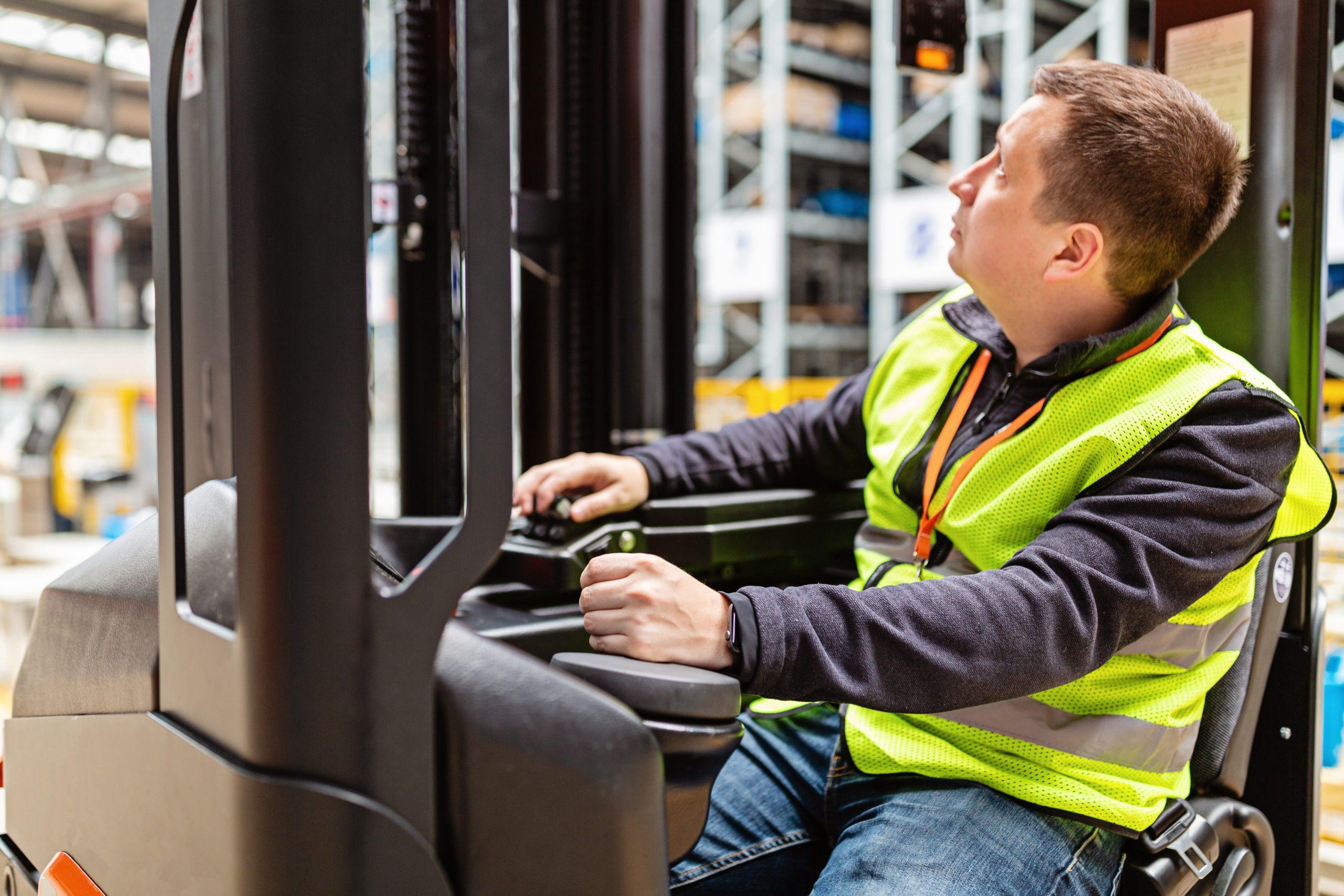 Certified Forklift Safety Training Anaheim CA