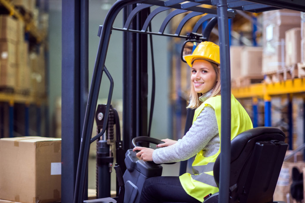 Forklift Training Daly City