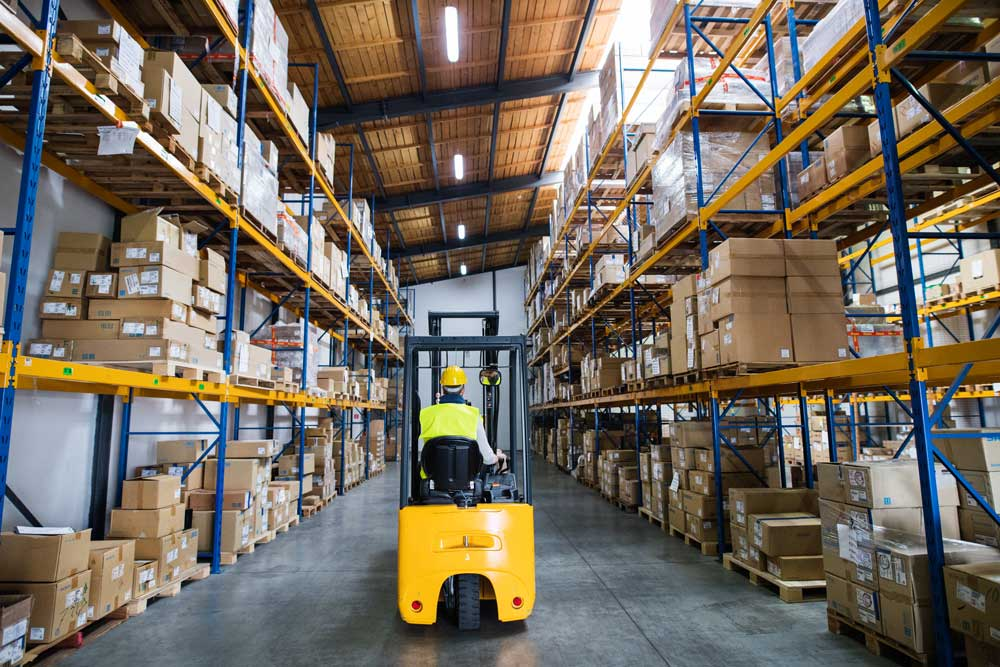 Certified Onsite Forklift Training- OSHA Compliance