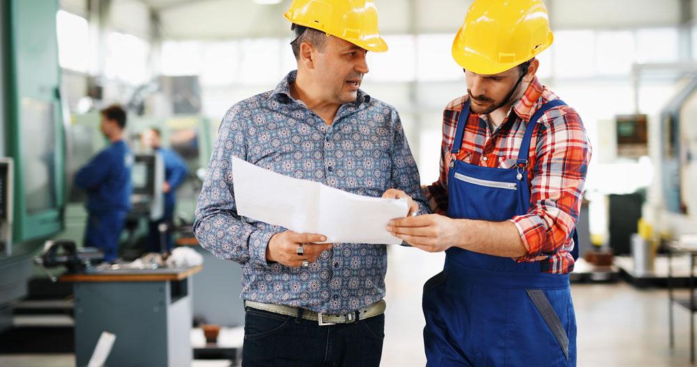 Safety Plan OSHA California Industrial