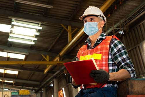 COVID-19 Worker Protection Infection Prevention Procedures