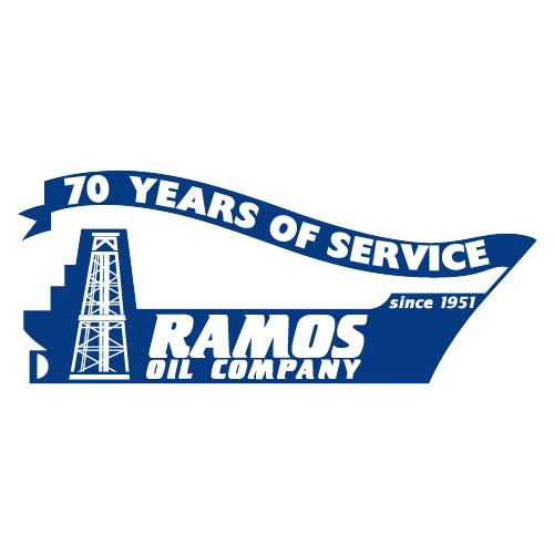 ramos-oil-company-70-years-logo-square