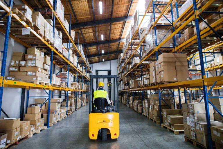 Certified Forklift Training
