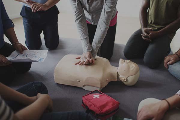 Onsite Cpr Class Training Orange County CA